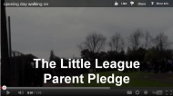 Parent Code and Pledge